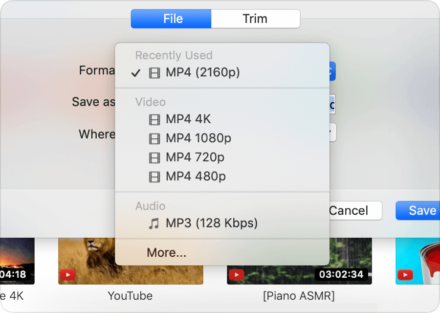 Mac - Download Videos in 4K and 8K Ultra High Definition