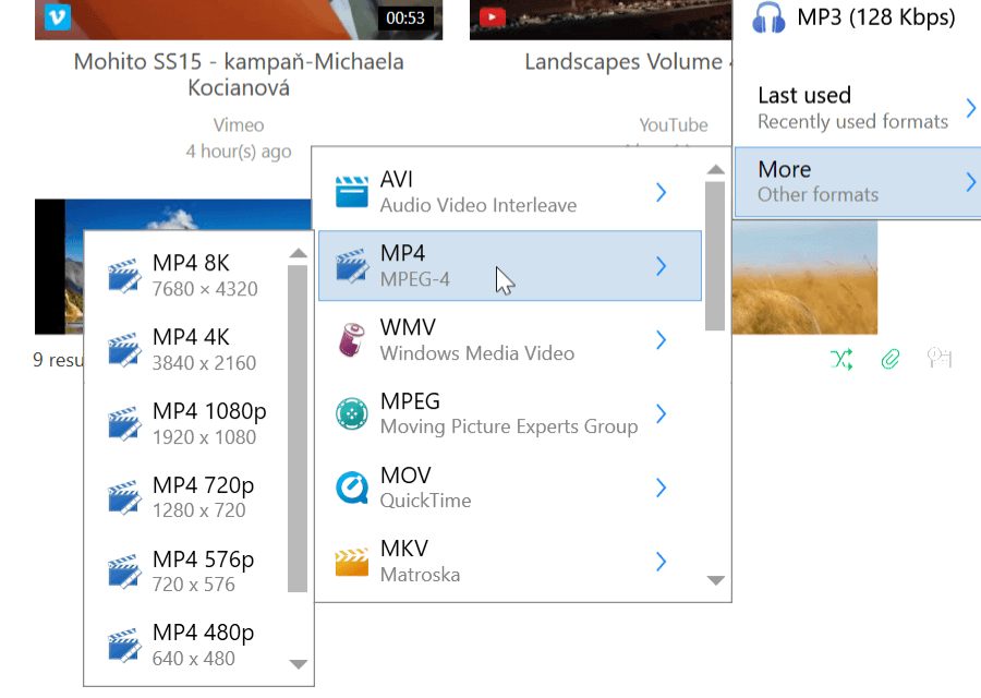 Windows - Trim any video